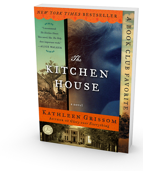 Kathleen Grissom :: The Kitchen House :: What Readers Are